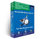 Acronis Disk Director Suite pro