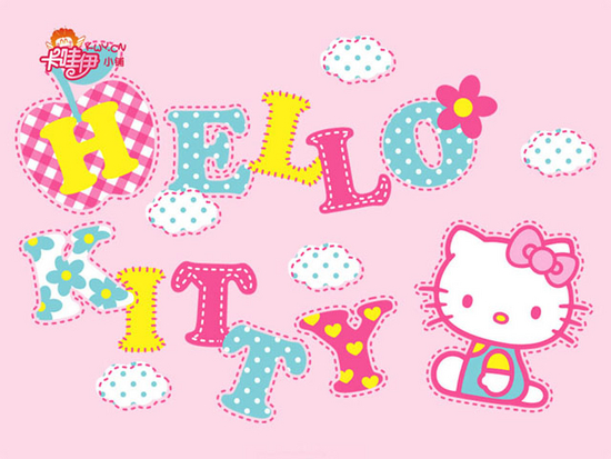 Hello Kitty Pictures Screensaver