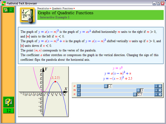MathAid Precalculus