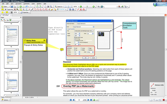 PDF-XChange Viewer SDK