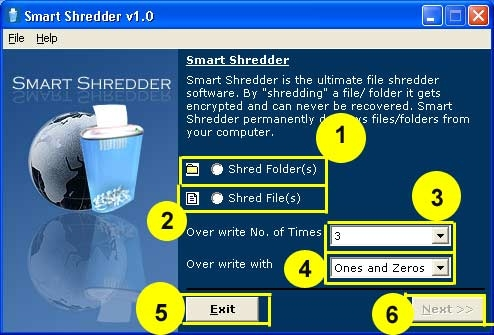 Smart Shredder