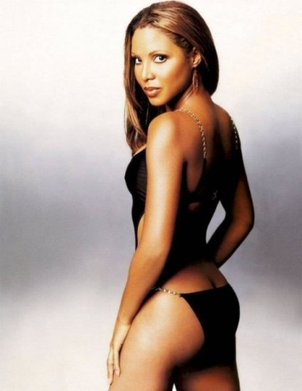 Toni Braxton Sexy Screensaver