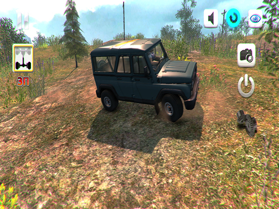 Uaz 4x4 Off Road Racing II