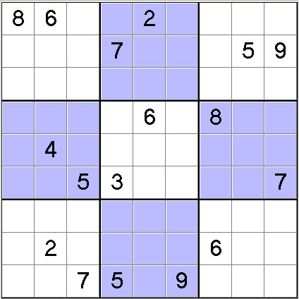 Sudoku Printable Easy on 1000 Hard Sudoku Image Preview