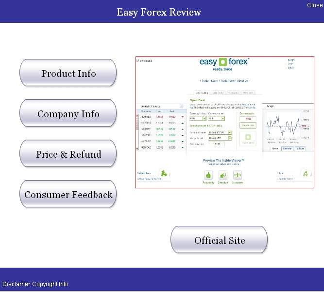 Easy forex feedback