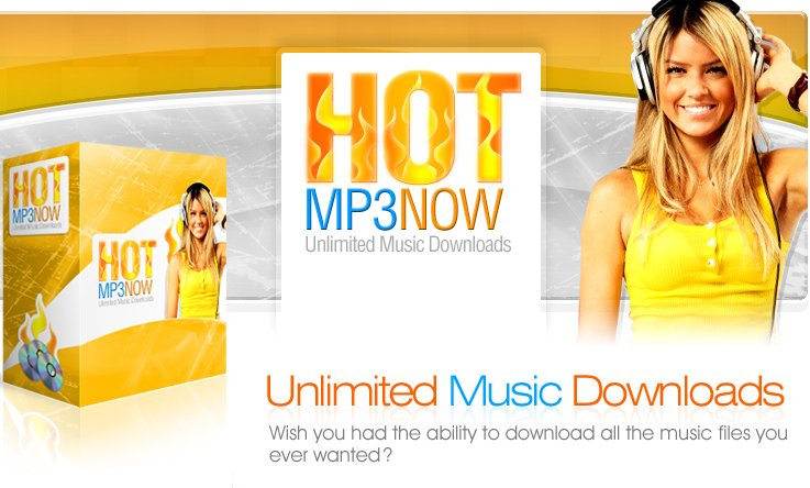 Hot MP3 Now 2008 image preview