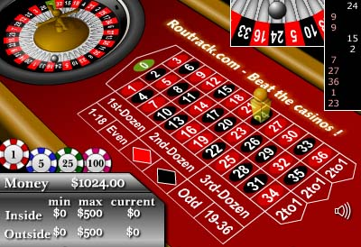 free roulette game download for pc