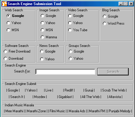 Download Google Search Tool