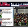Ole Miss Firefox Browser Theme