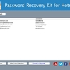 Password Recovery Kit for Hotmail
