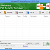 Pdf file password remover