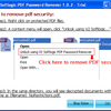Pdf Files Password Removal