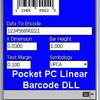 Pocket PC Linear Barcode DLL