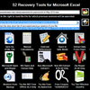 S2 Recovery Tools for Microsoft Excel